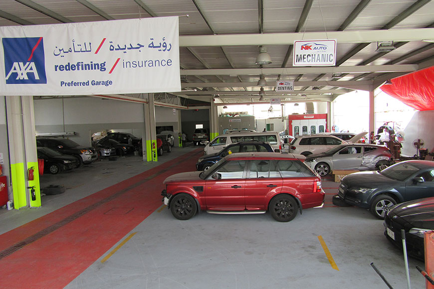 Car workshop in Dubai and Sharjah | Nasir Kalaji Auto